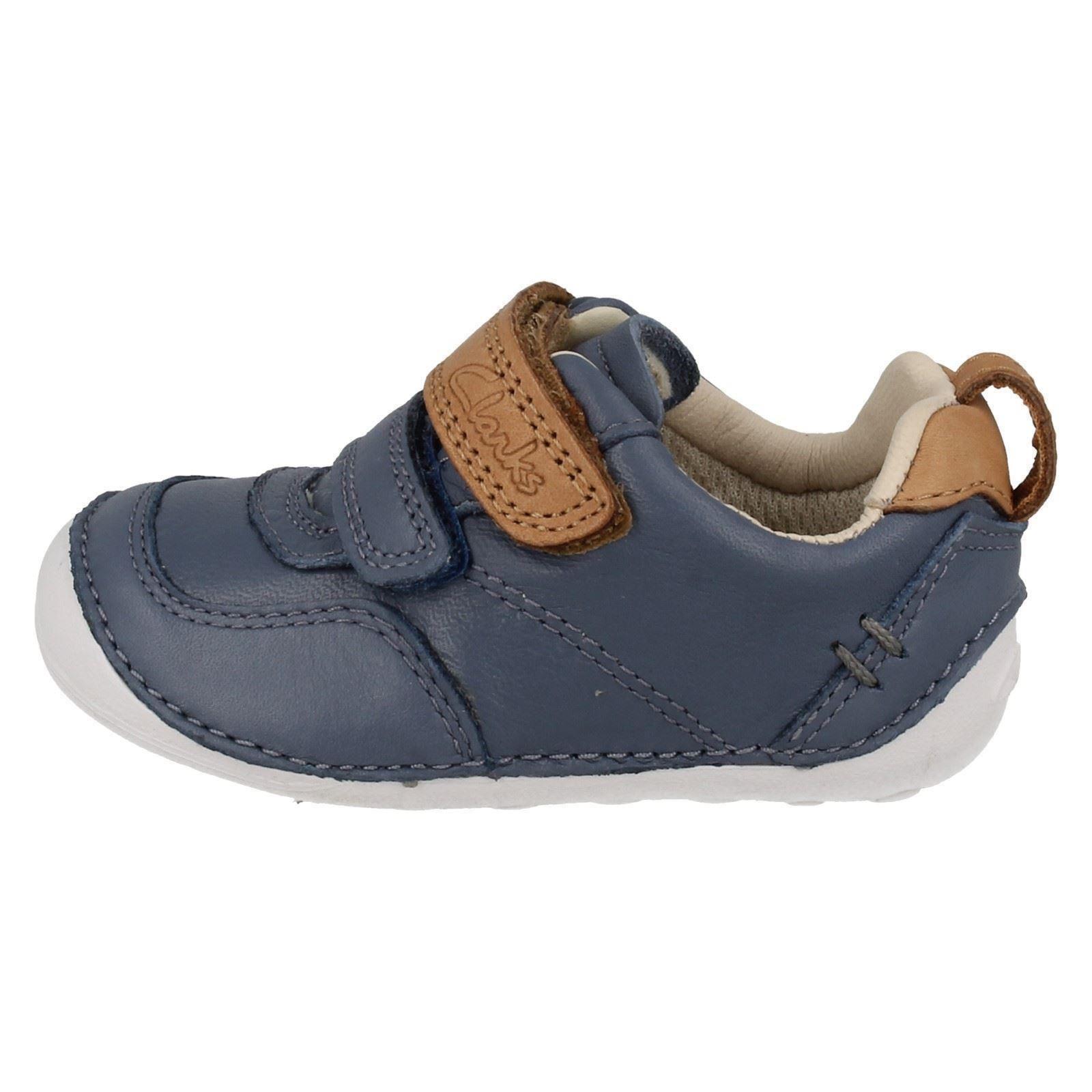 Clarks Niño Zapatos Pequeño Bebé First Aspire De Gateo 6Tqwqfvx