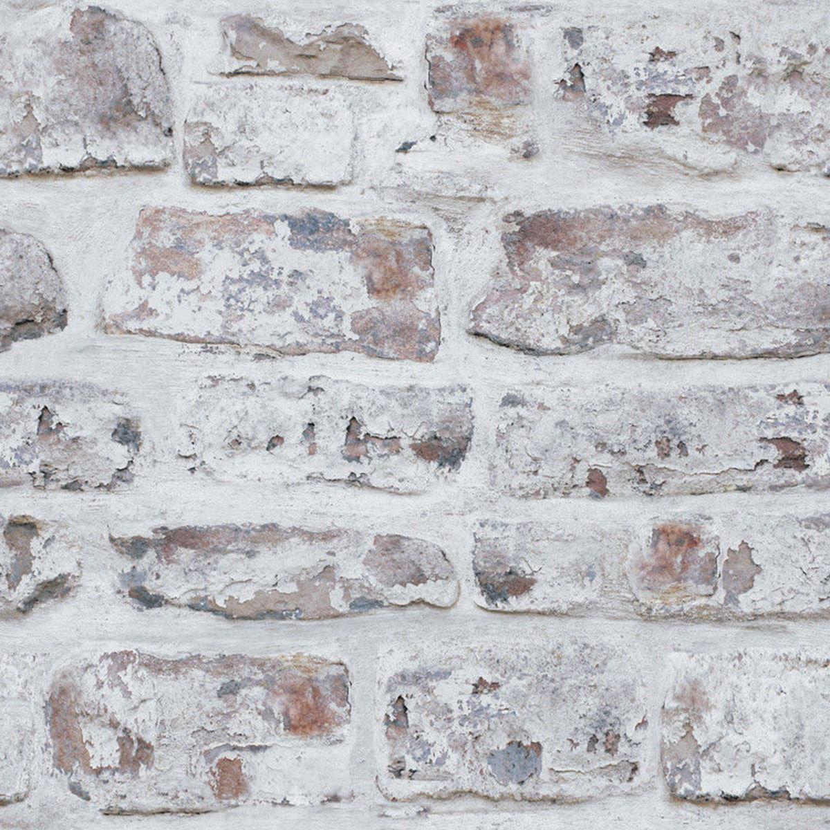 Arthouse rustique effet pierre papier peint brique mur marocain cornish - Effet pierre sur mur ...