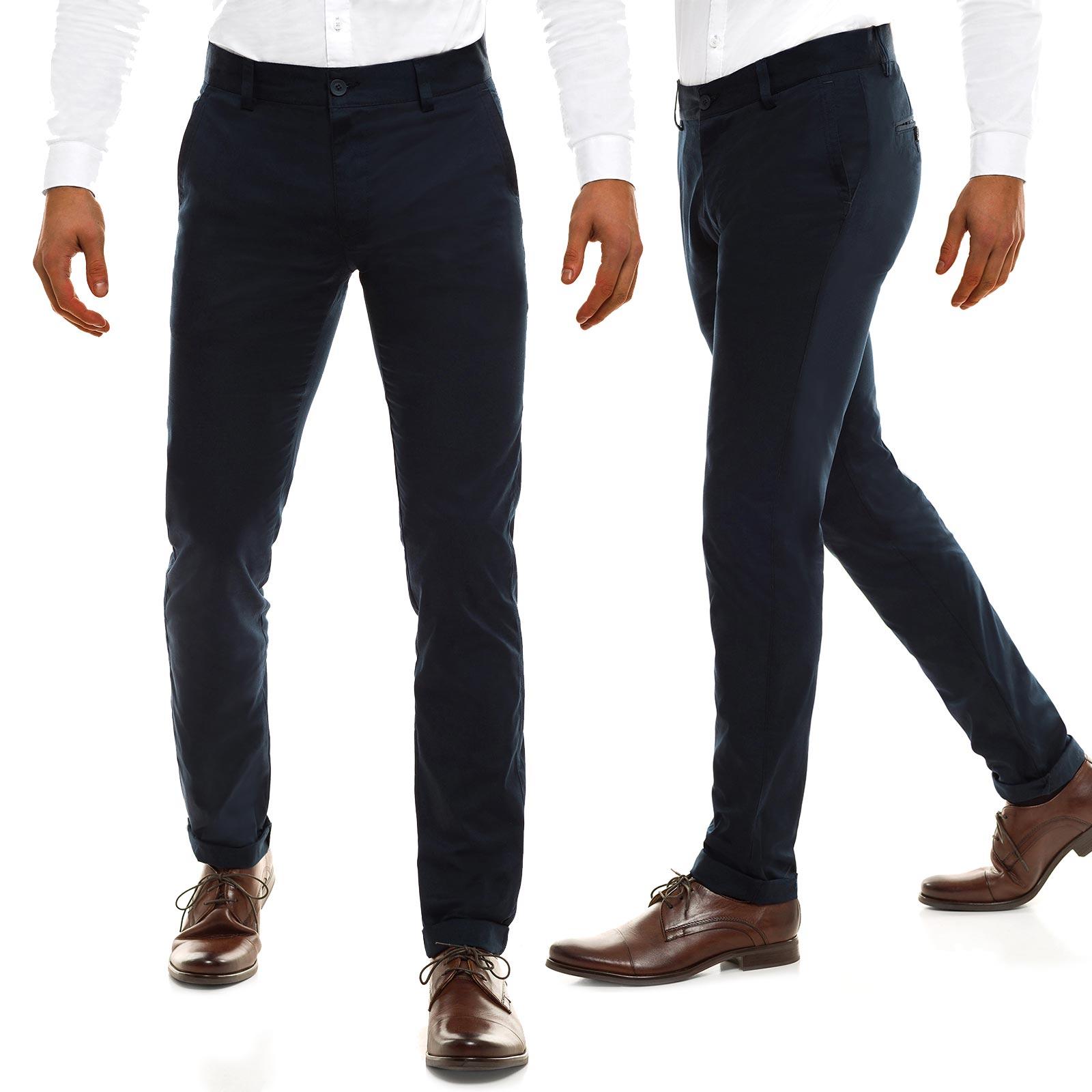 Business Uomo Black 206 Tailleur Pantaloni Ozonee Rock con Chino qZA8g