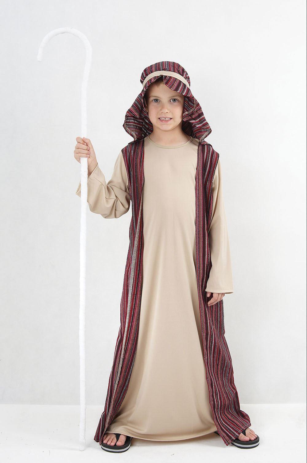 Ni os pastor jos disfraz tabernero bel n navidad disfraz - Disfraz nino navidad ...