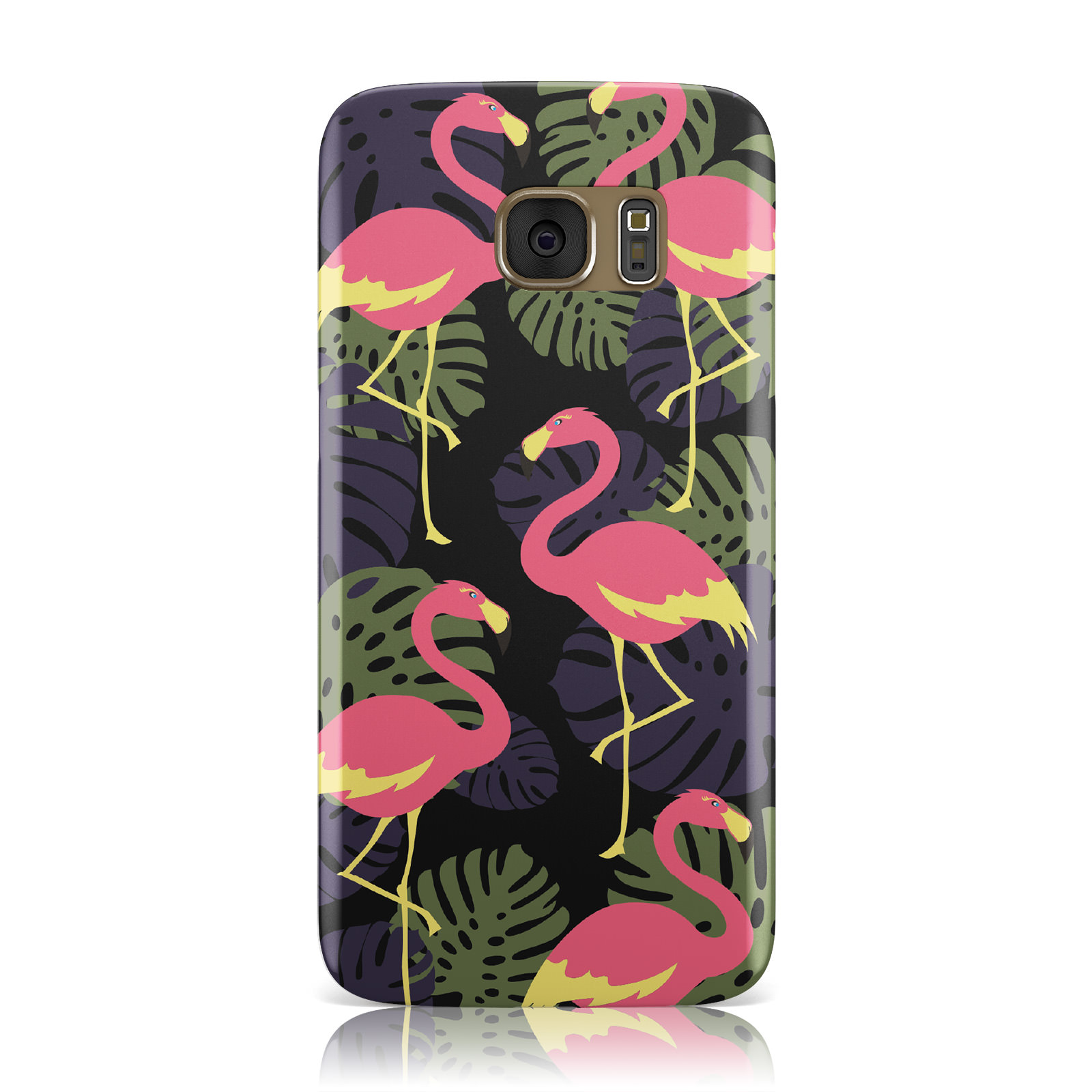 FLAMANT-ROSE-COLLECTION-ETE-COQUE-RIGIDE-POUR-SAMSUNG-GALAXY