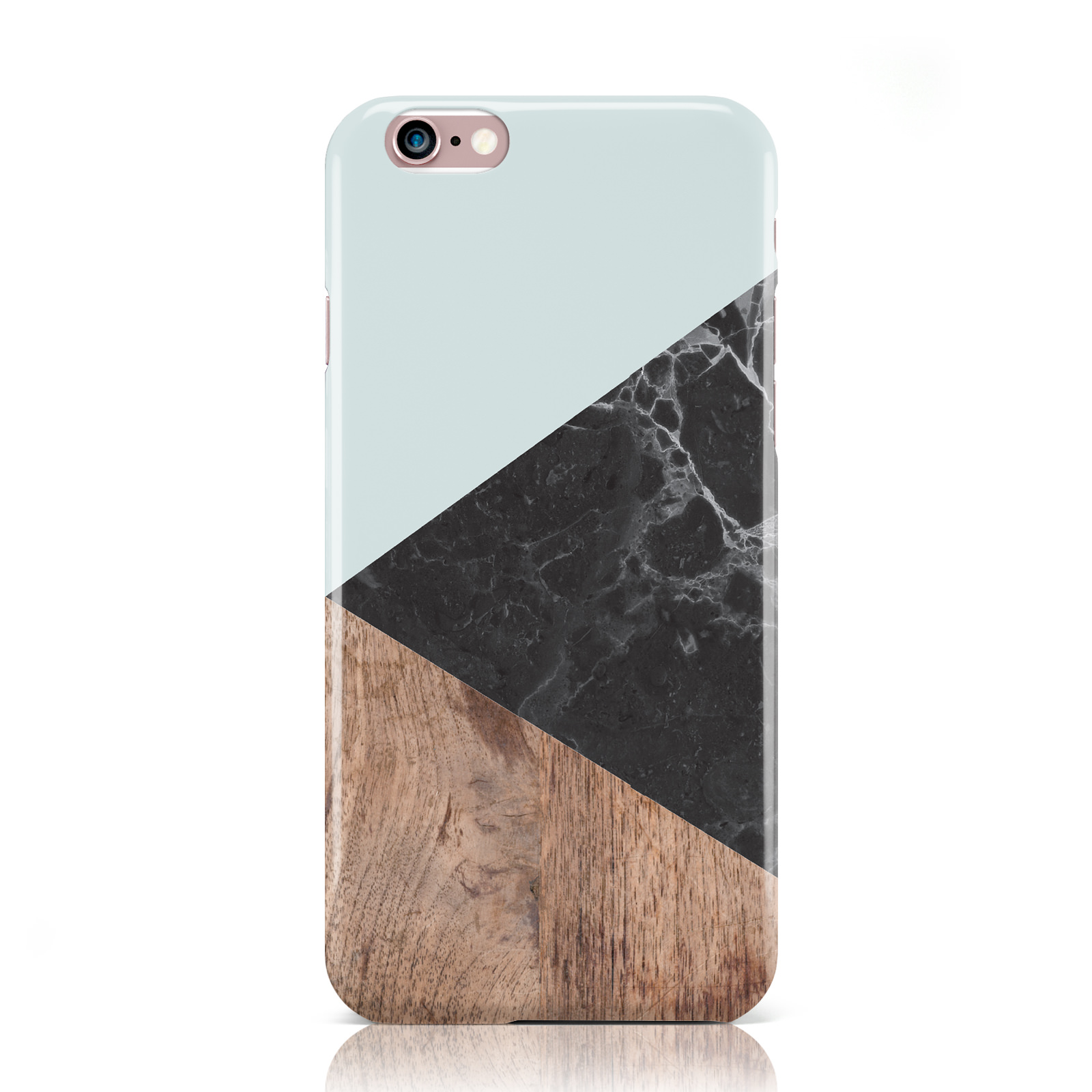 coque iphone 6 marbre rigide