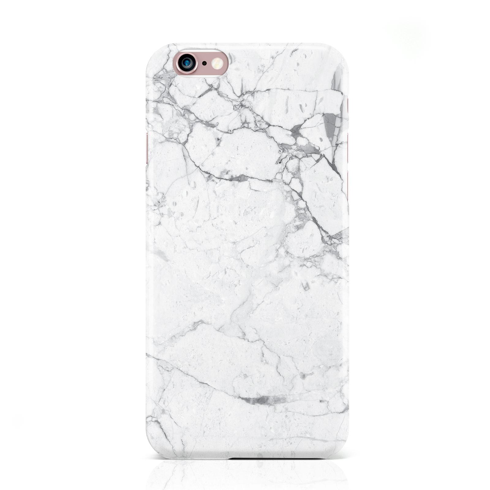 dyefor k nstlicher marmor effekt auswahl schwer h lle cover f r apple iphone ebay. Black Bedroom Furniture Sets. Home Design Ideas