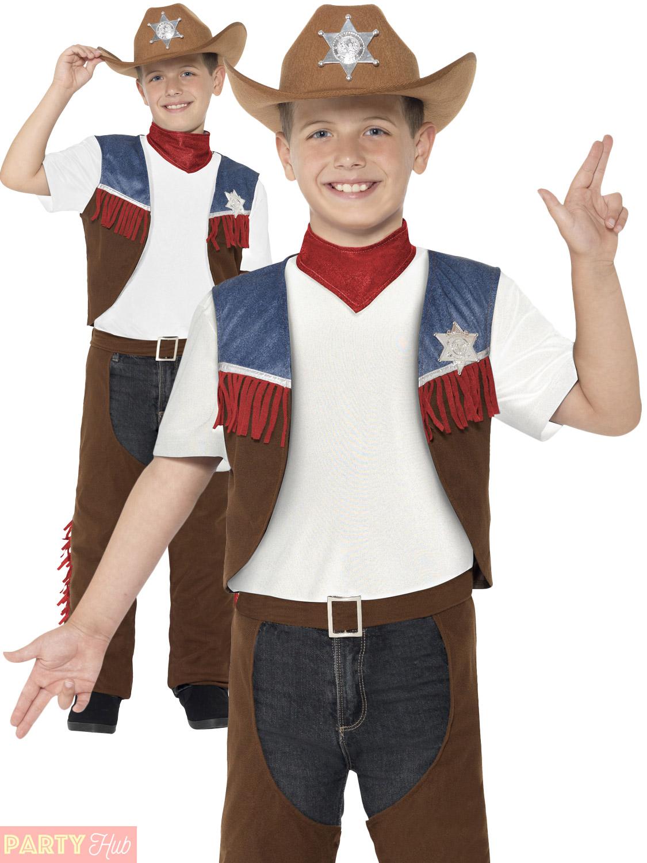 kinder cowboy kost m jungen m dchen west texas cowgirl. Black Bedroom Furniture Sets. Home Design Ideas