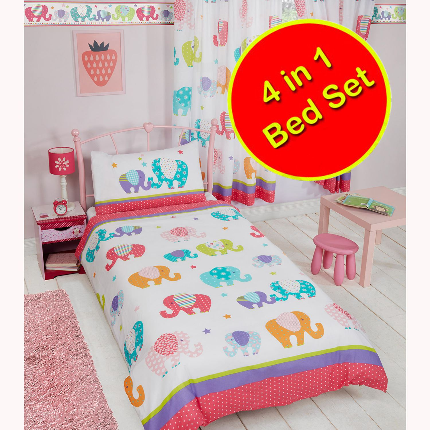 pin dots master bedding set stripes hayneedle bed bacati cfm piece toddler product dotspin