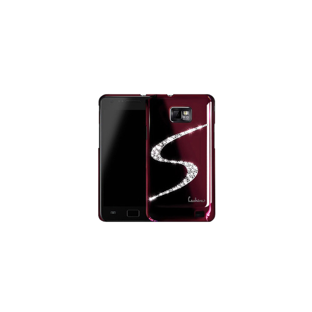 Strass scintillant housse solide couverture pour galaxy s2 for Housse samsung galaxy s2