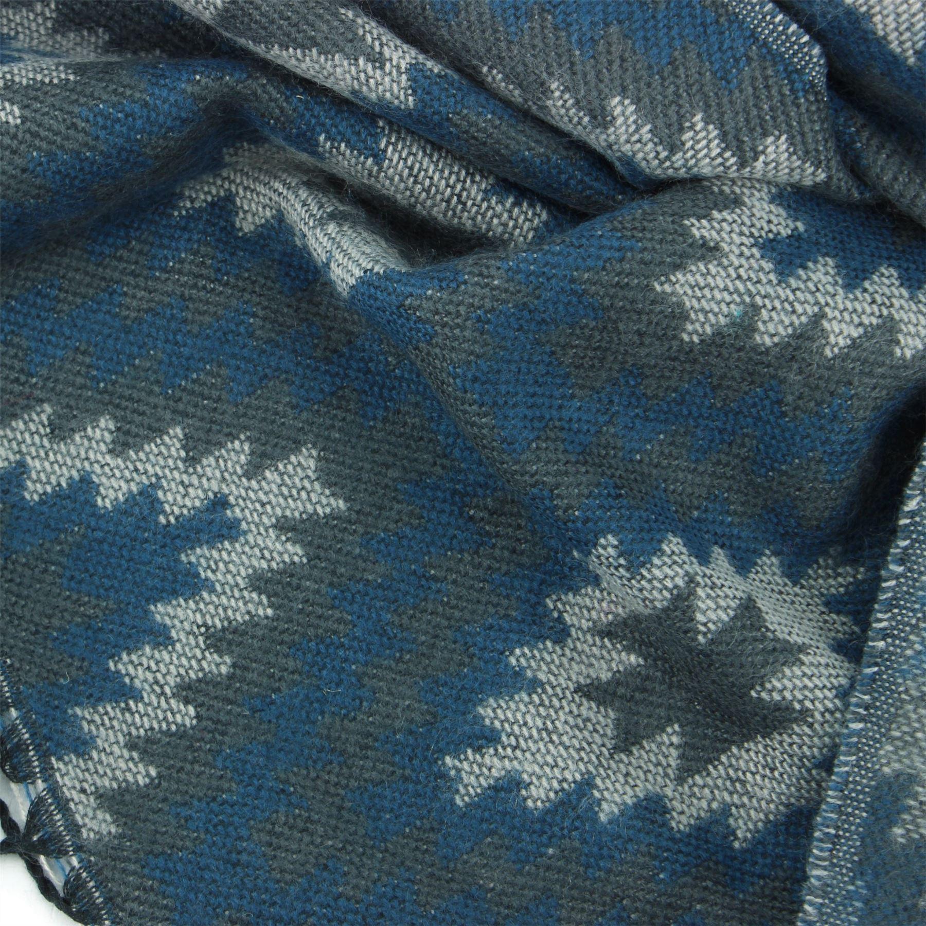 2bd7d268637b châle écharpe enveloppant aztèque écharpes étole souple pashmina ...