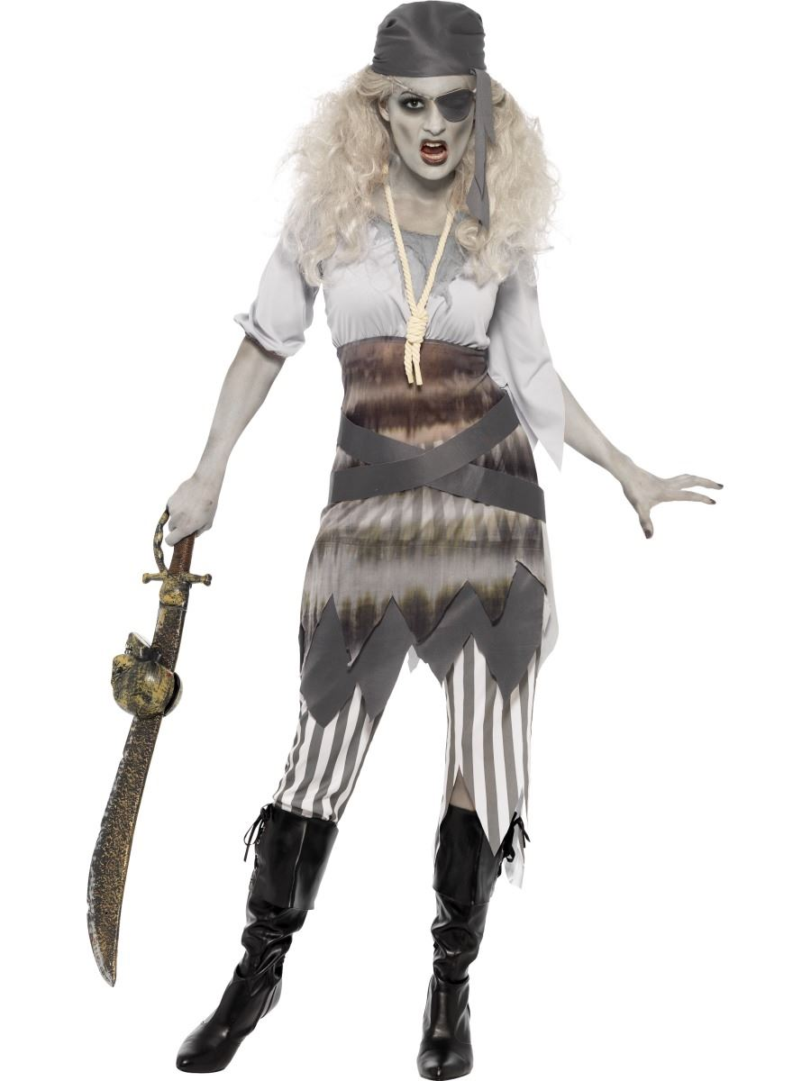 Mujer-Ghostship-Disfraz-de-Pirata-Halloween-Ghost-Zombie-Adulto