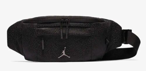 Jordan Mashup Jumpman Classics Crossbody Bag In Black