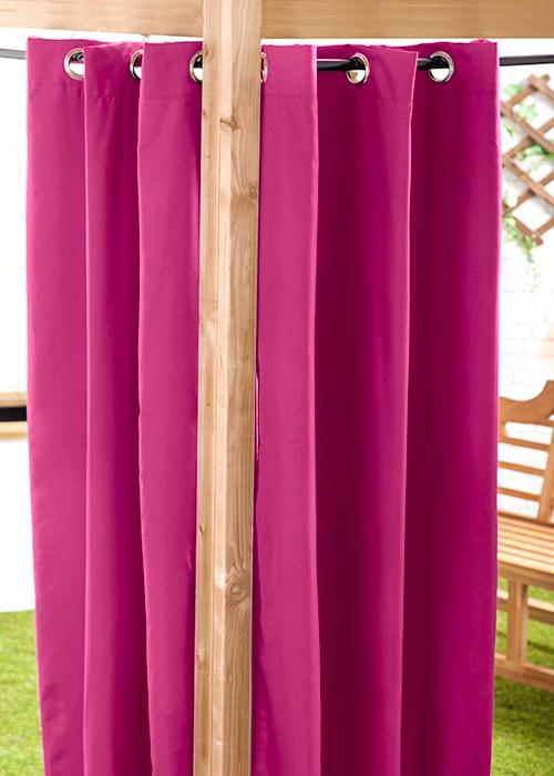 Waterproof Outdoor Curtain Eyelet Panel 55 Quot Garden D 233 Cor
