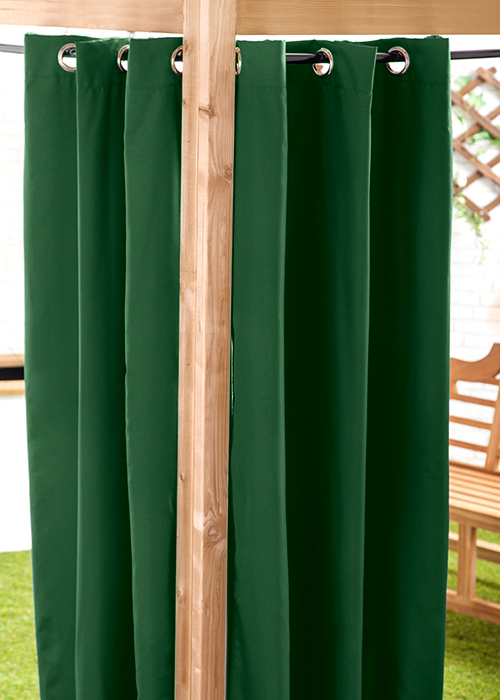 Waterproof Outdoor Curtain Eyelet Panel 55 Quot Garden D 233 Cor