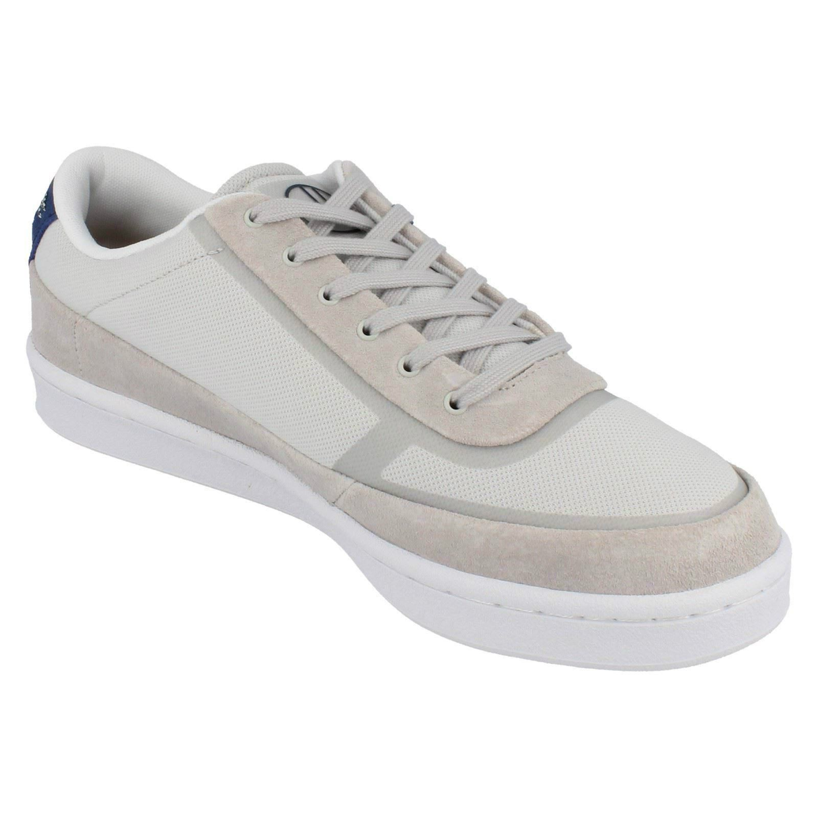 1fd0afb59 Mens-Lacoste-Trainers-Court-Line-NWP-SPM thumbnail 17