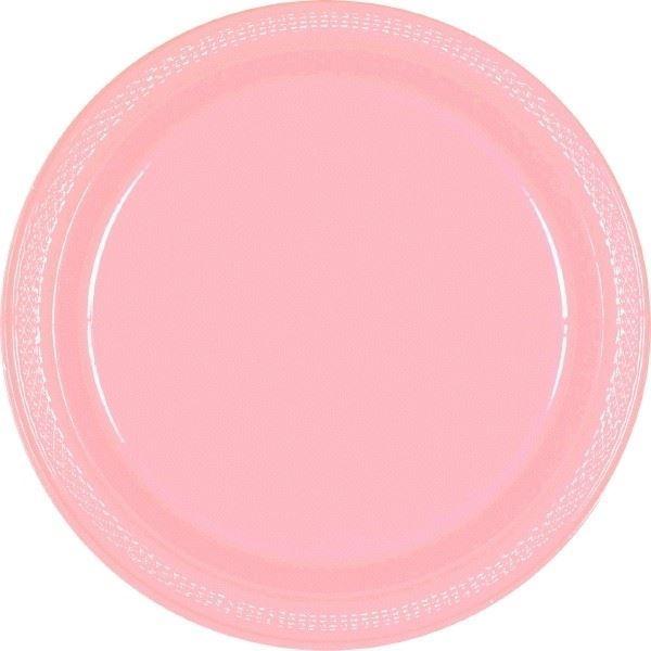 MACIZO-Color-Plastico-Vajilla-Fiesta-Cumpleanos-Boda-Evento-Catering
