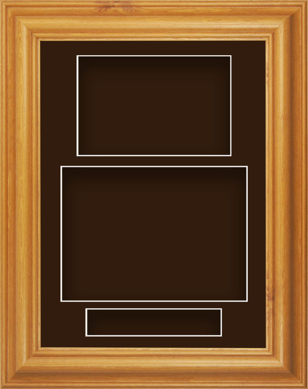 21-6cmx29-2cm-PINO-MIEL-Retrato-Profundo-Sombra-caja-MARCO-FOTOS-3-Soporte
