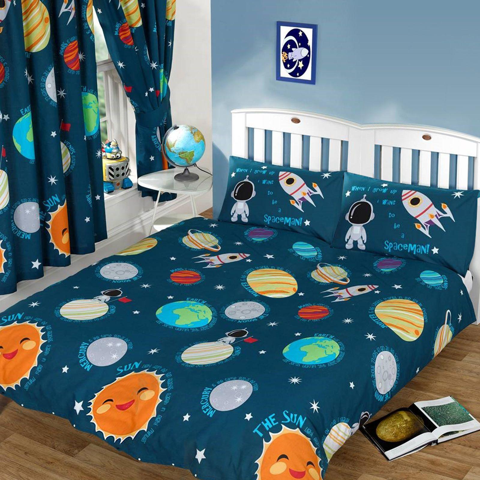 exklusiv doppelbett bettw sche sets kinder designs f r jungen und m dchen ebay. Black Bedroom Furniture Sets. Home Design Ideas