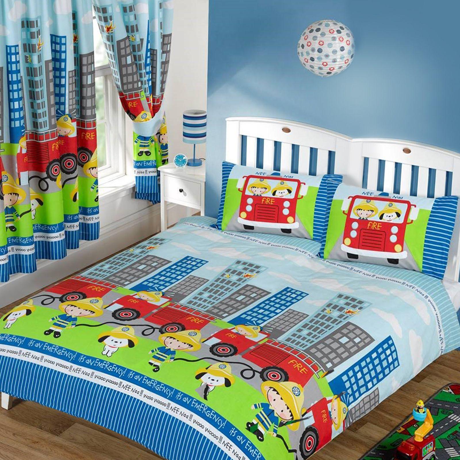 Exclusive Double Duvet Cover Sets Kids Bedding Boys