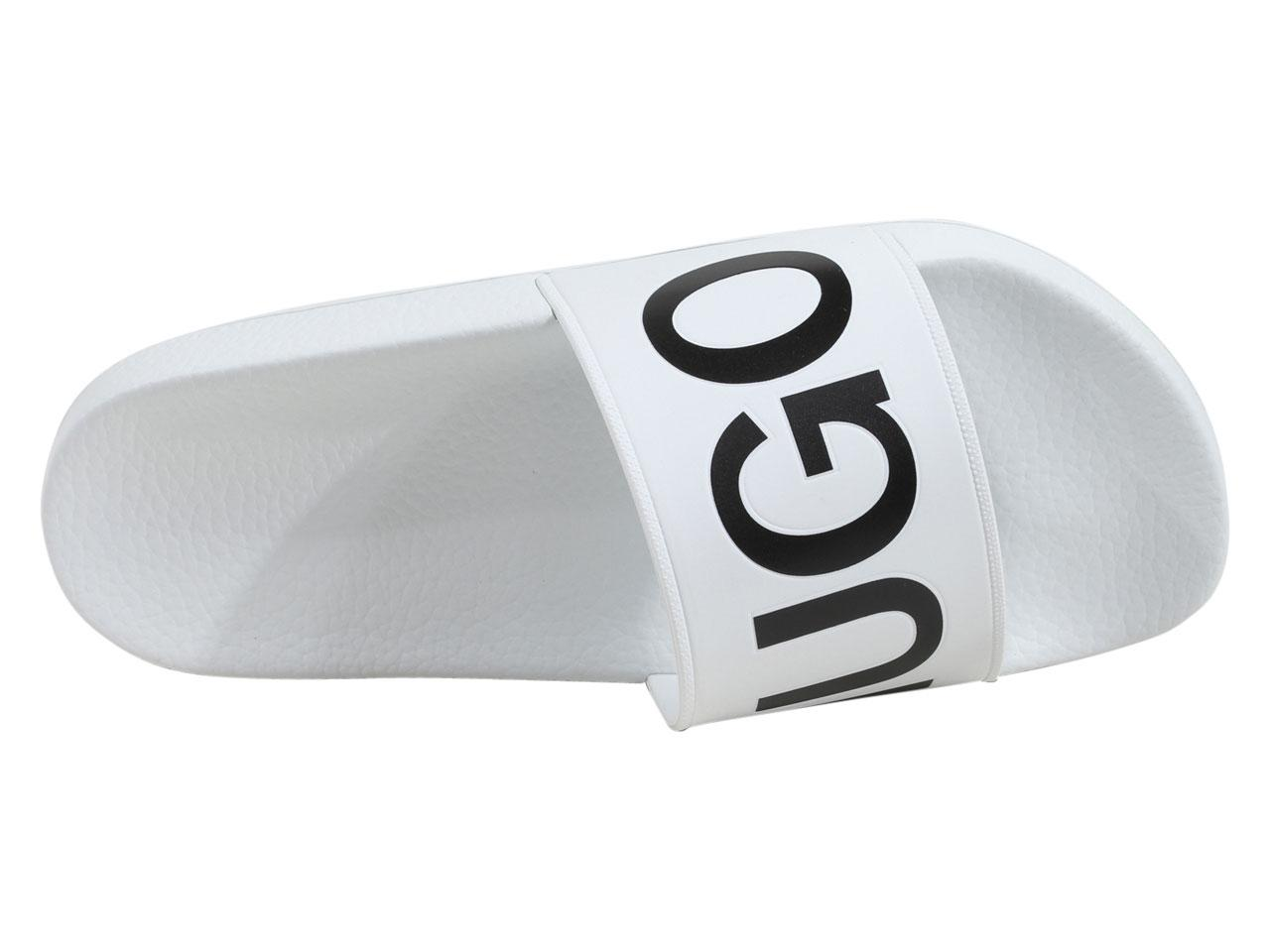Hugo Boss Herren Timeout-Rb Rutschen Rutschen Rutschen Sandalen Schuhe  6acb44