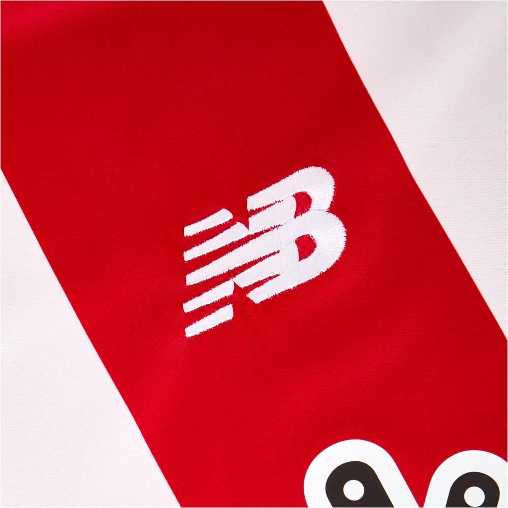 NEW BALANCE SHIRT SHIRT SHIRT VON FUßBALL OFFIZIELLE ATHLETIC CLUB BILBAO 2018-19 PRIMERA EQ b5cb54