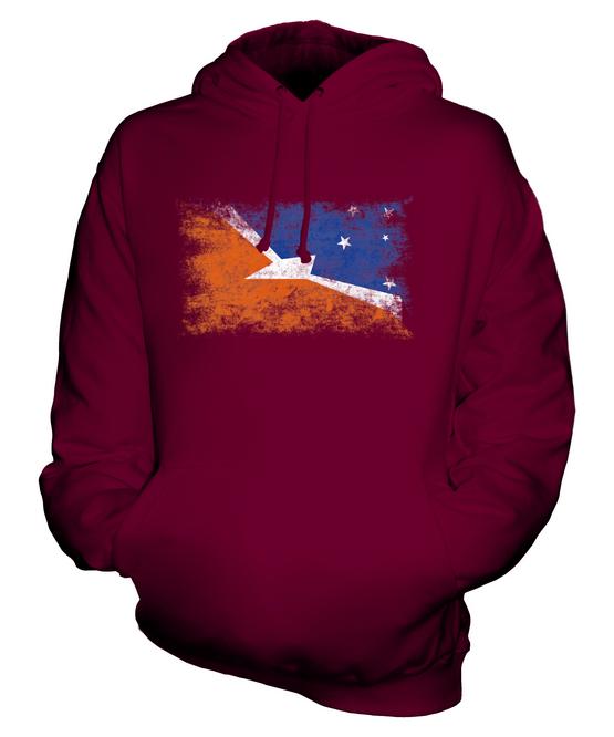 Tierra Del Fuego Provinz Distressed Distressed Distressed Flagge Unisex Kapuzenpulli Top Geschenk ad7e82