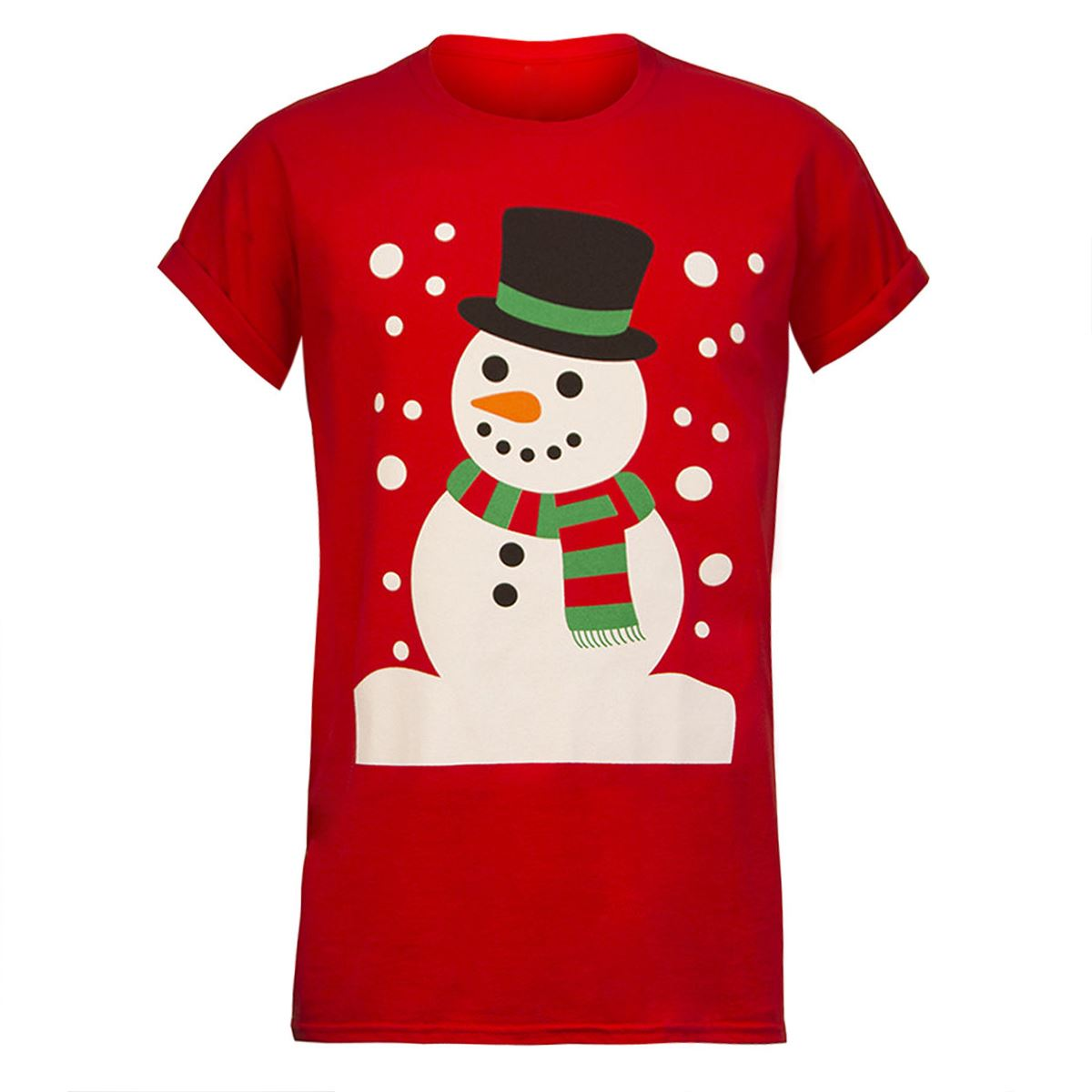 Unisex Christmas Gift Ideas: MENS XMAS T SHIRT NOVELTY CHRISTMAS WOMENS UNISEX SANTA
