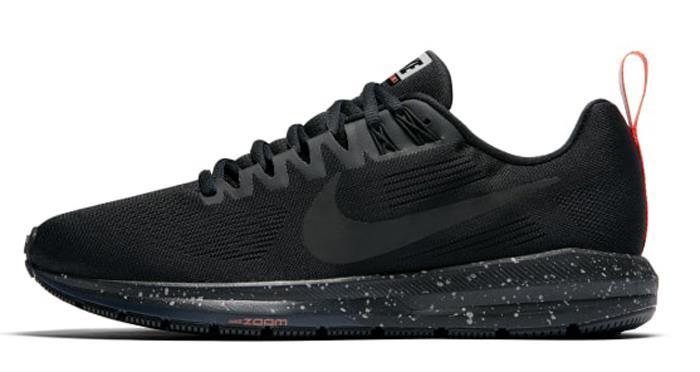 1711 Nike Luft Zoom Struktur 21 Trainieren Schild Damen Trainieren 21 Laufschuhe 907323-001 c8bb44