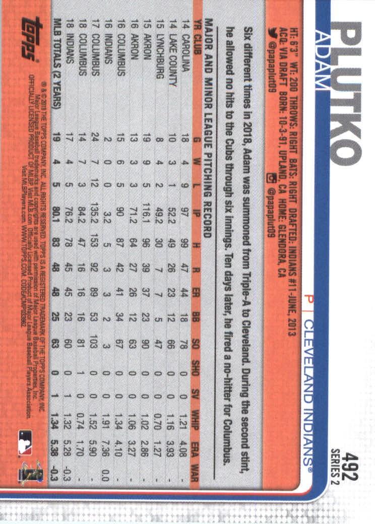 2019-Topps-Baseball-Scheda-Scegliere-251-500 miniatura 465