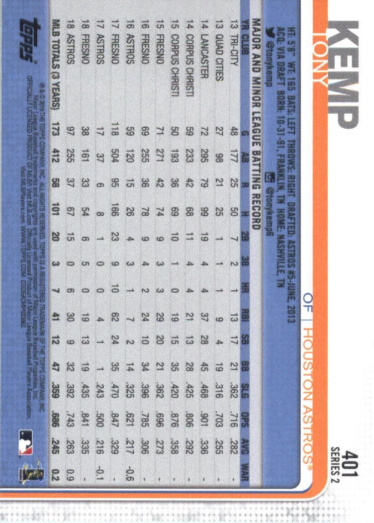 2019-Topps-Baseball-Scheda-Scegliere-251-500 miniatura 301