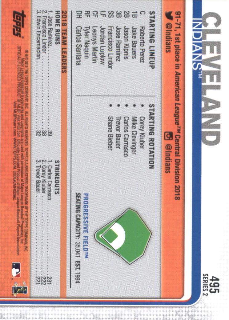 2019-Topps-Baseball-Scheda-Scegliere-251-500 miniatura 471