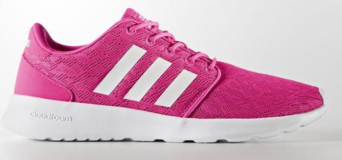 Para Qt Racer Neo Mujer Correr Cloudfoam Adidas Zapatillas Entrenamiento 1711 Aqw78gvw