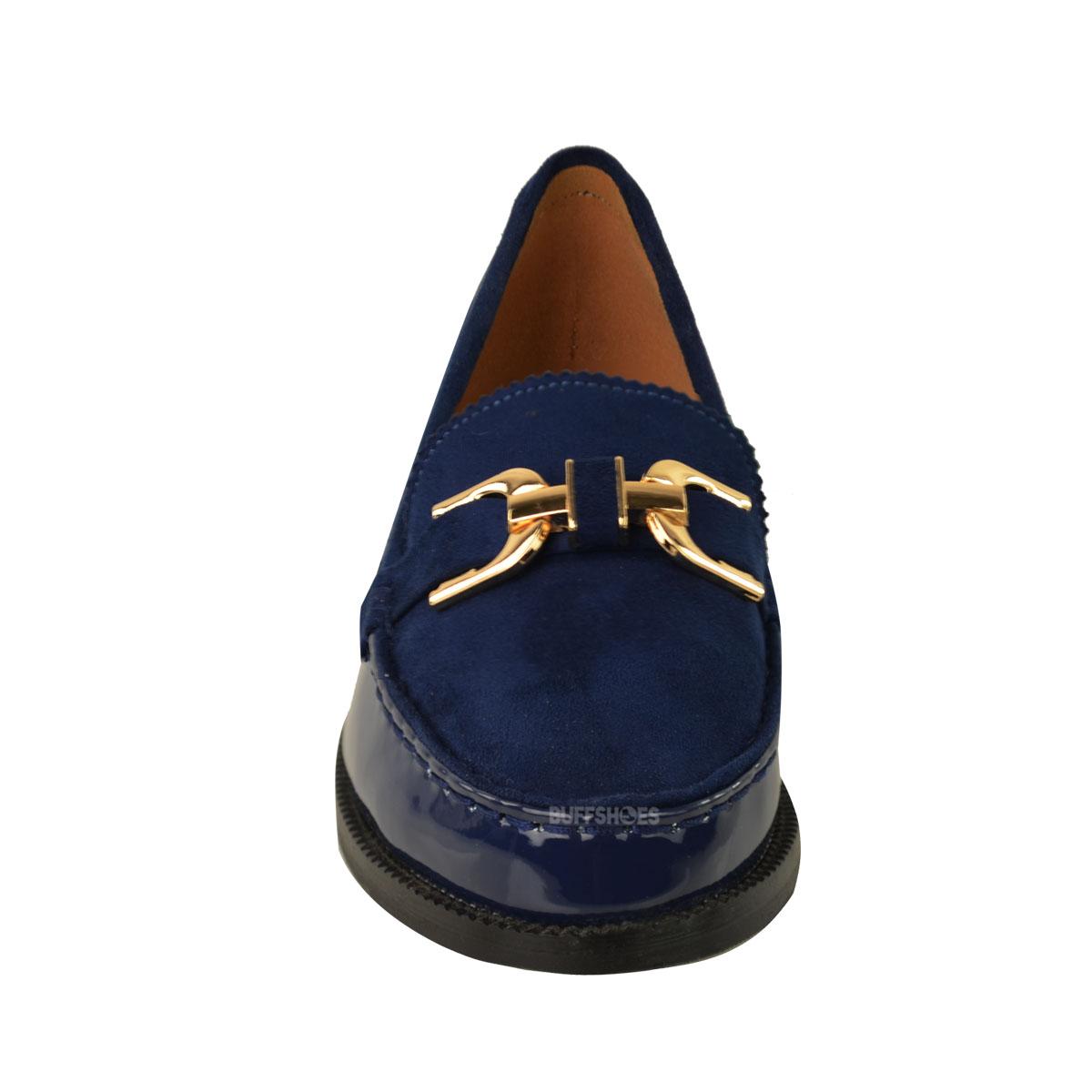 Zapatos Tacon Oxford