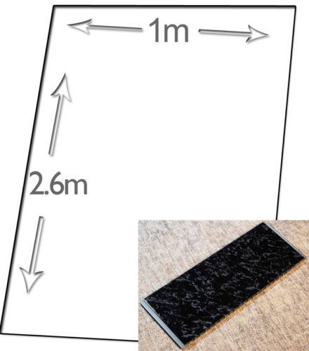 dusche-platten 1000mm breit pvc nass wandpaneele 1x2.6 m, Badezimmer ideen