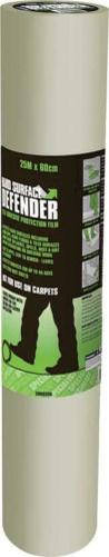 Selbstklebend-Staubschutz-cover-Blatt-600x25-m-Teppich-Harte-Oberflaeche-amp