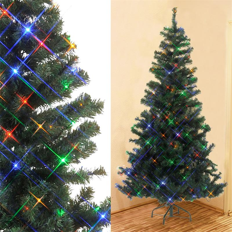 Artificial christmas tree tree with led lighting for for Christmas tree items list