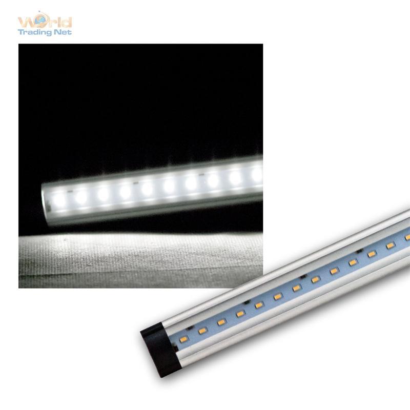 Smd led barra de luz ct muy plano aluminio luz encimera for Barra de luz led