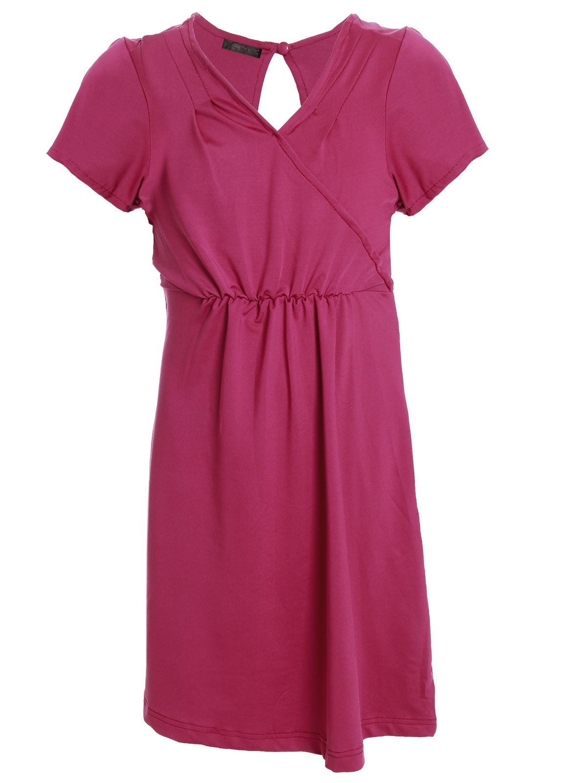 Niña Infantil Vestido De Fiesta Formal Corto mangas vestidos | eBay