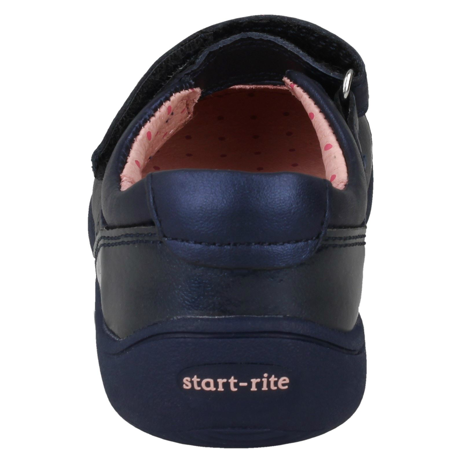 Super Soft Bow Girls Startrite Casual Shoes