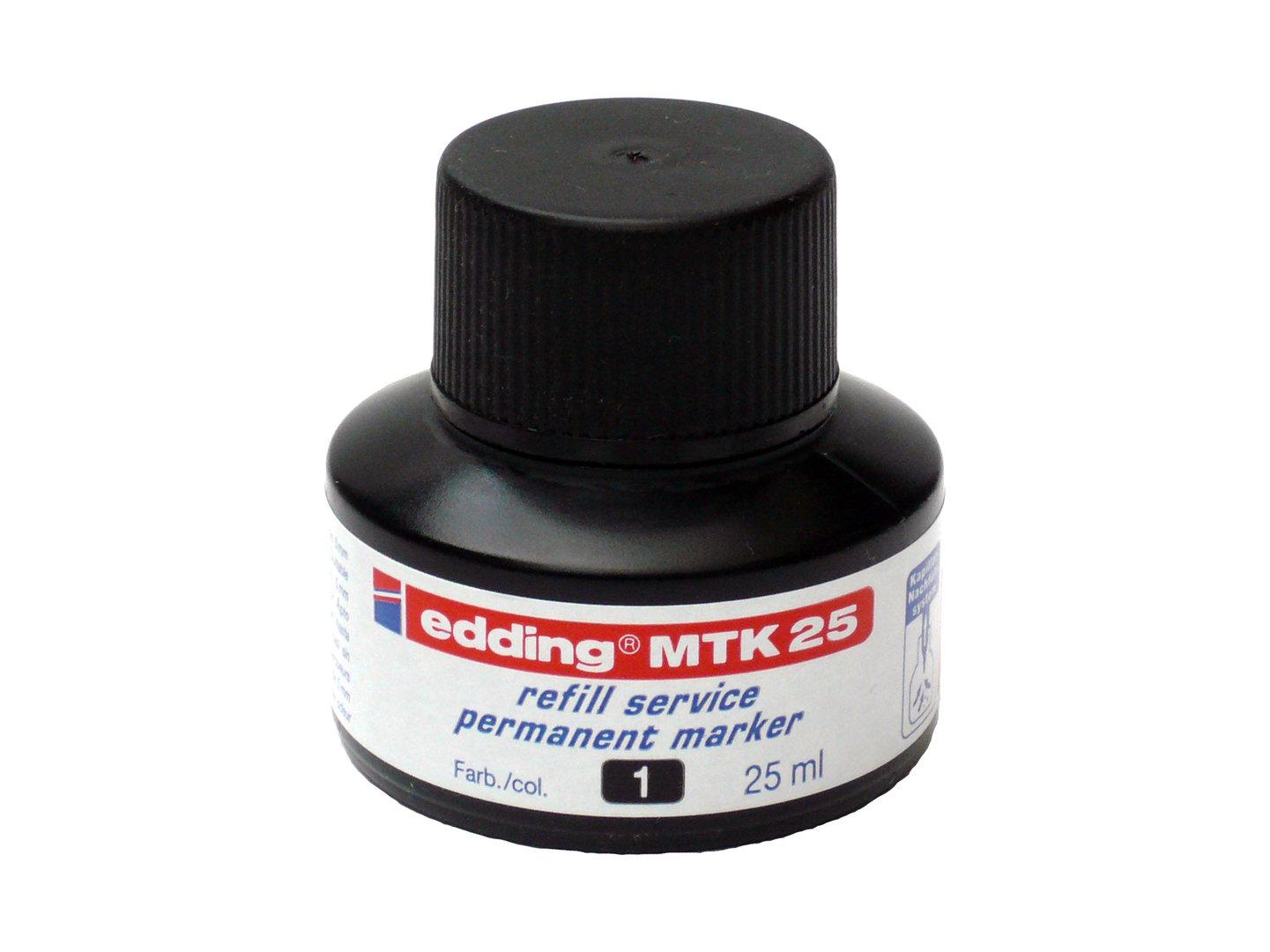 Edding-Inchiostro-ricarica-inchiostro-MTK25-refill-ink-servizio-25ml