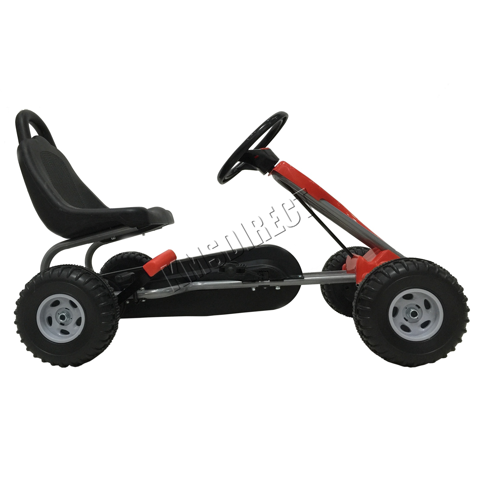 foxhunter kinder go kart pedale auto f r kinder gocart. Black Bedroom Furniture Sets. Home Design Ideas