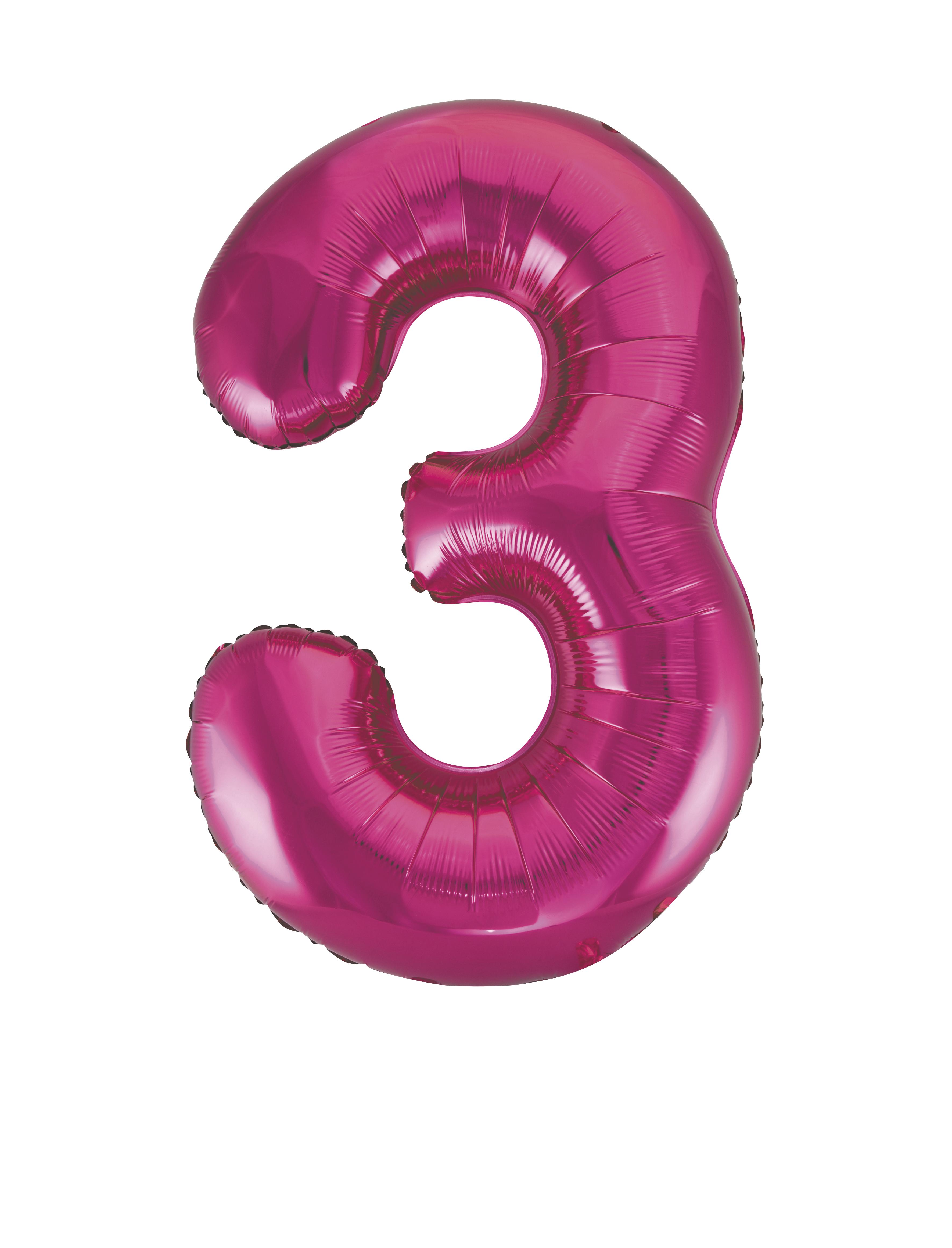 86-4cm-Geant-Aluminium-Numero-Rose-Helium-Gros-Ballons-Fete-D-039-Anniversaire miniature 9