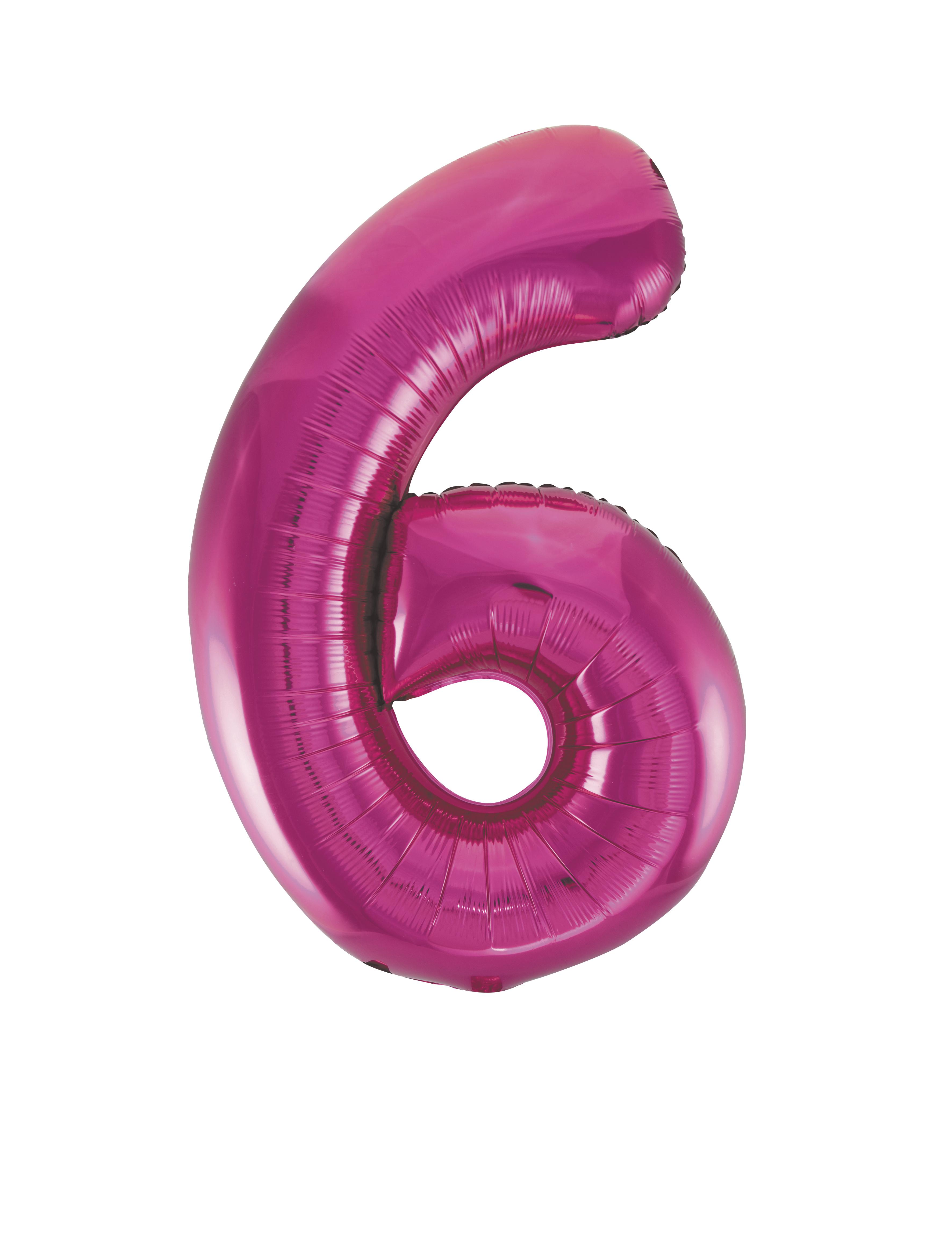 86-4cm-Geant-Aluminium-Numero-Rose-Helium-Gros-Ballons-Fete-D-039-Anniversaire miniature 15