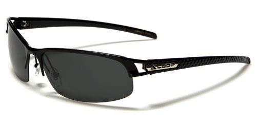 sport xloop polarisierte sonnenbrillen gewickelt metall. Black Bedroom Furniture Sets. Home Design Ideas