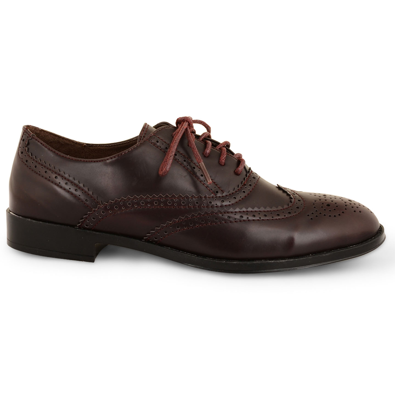 Mujer dolcis escuela zapato oxford encaje trabajo vintage - Zapatillas de trabajo ...