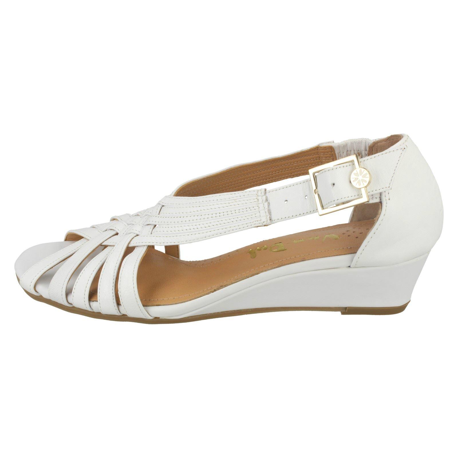 Ladies-Van-Dal-Wedge-Strappy-Sandals-Lucie thumbnail 17