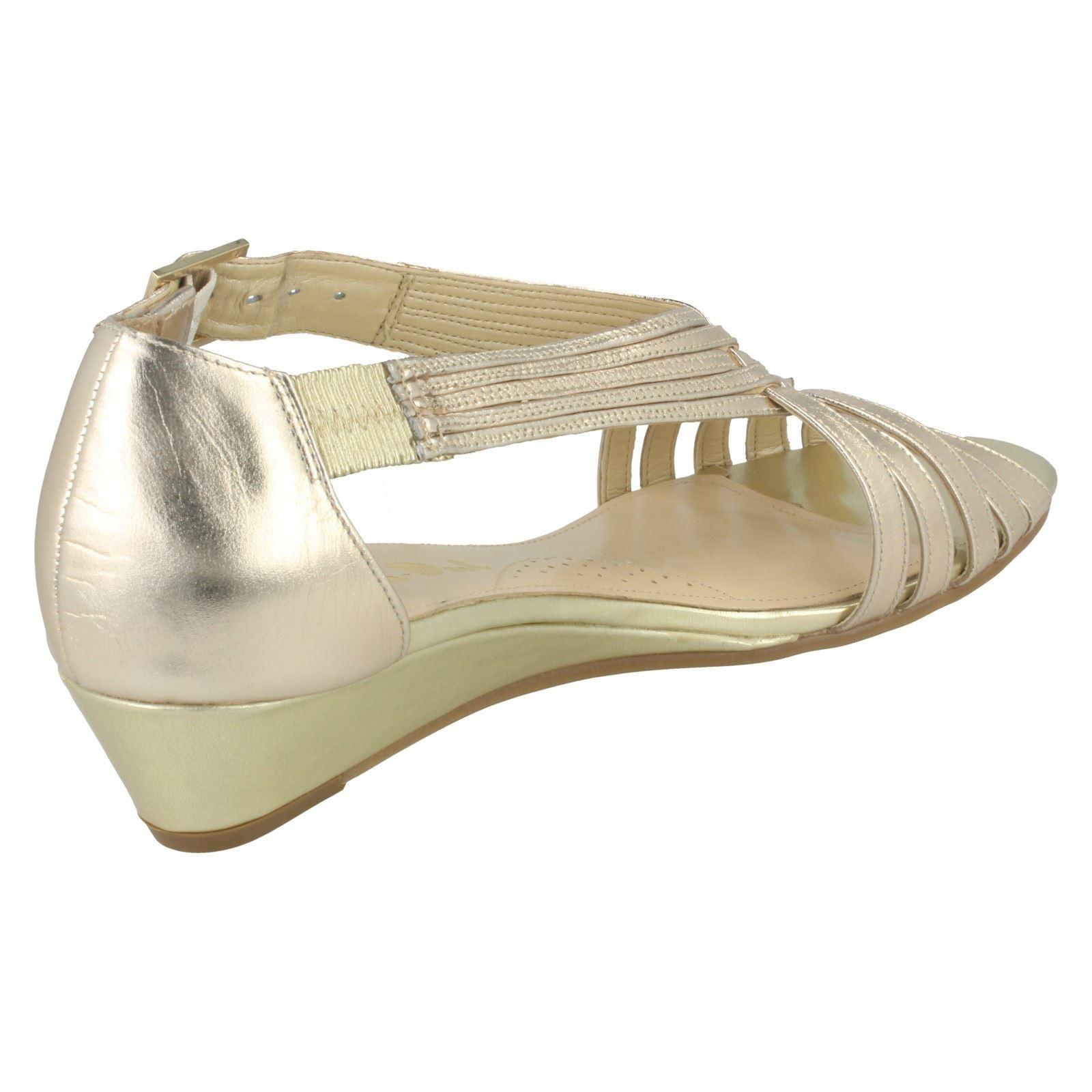 Ladies-Van-Dal-Wedge-Strappy-Sandals-Lucie thumbnail 25