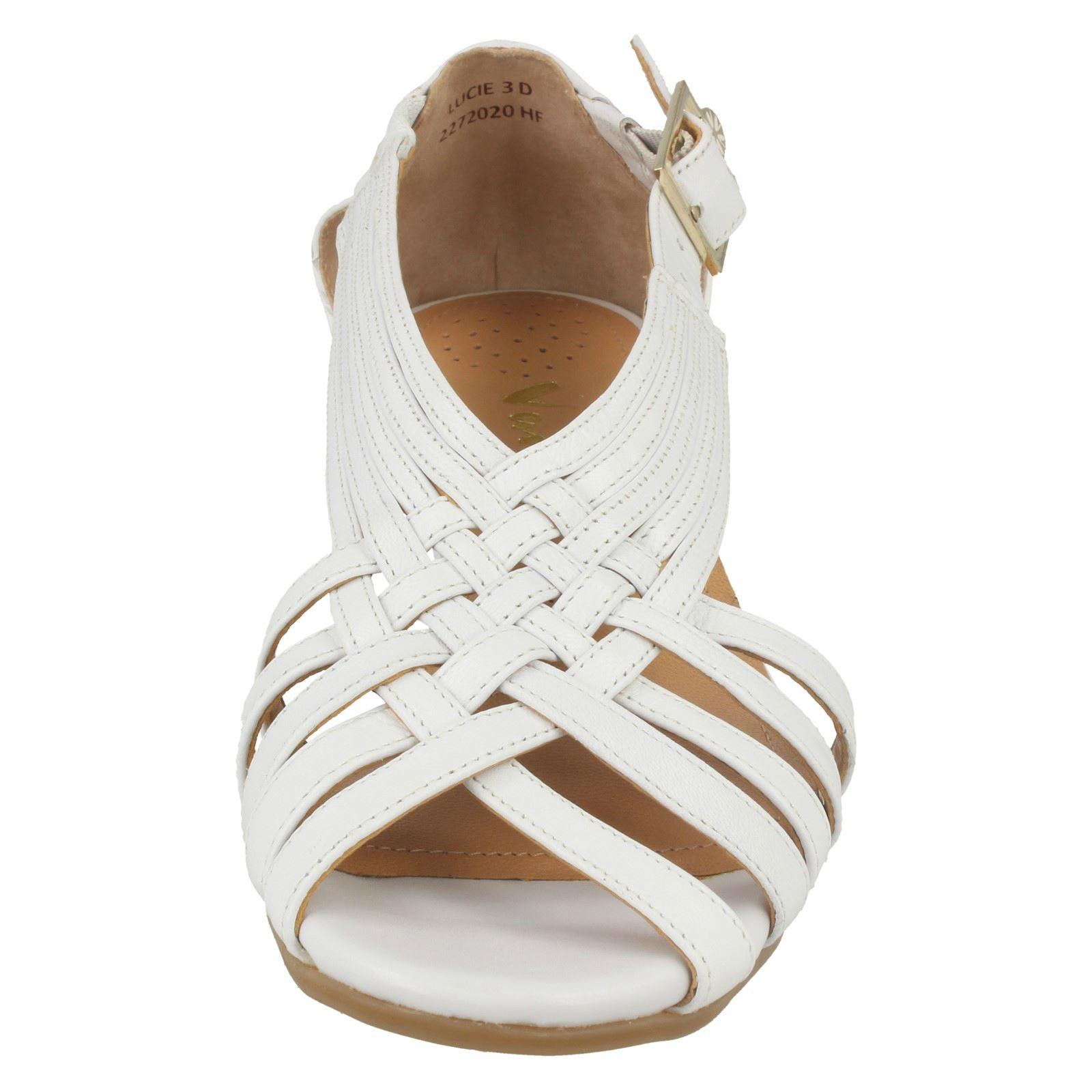 Ladies-Van-Dal-Wedge-Strappy-Sandals-Lucie thumbnail 14