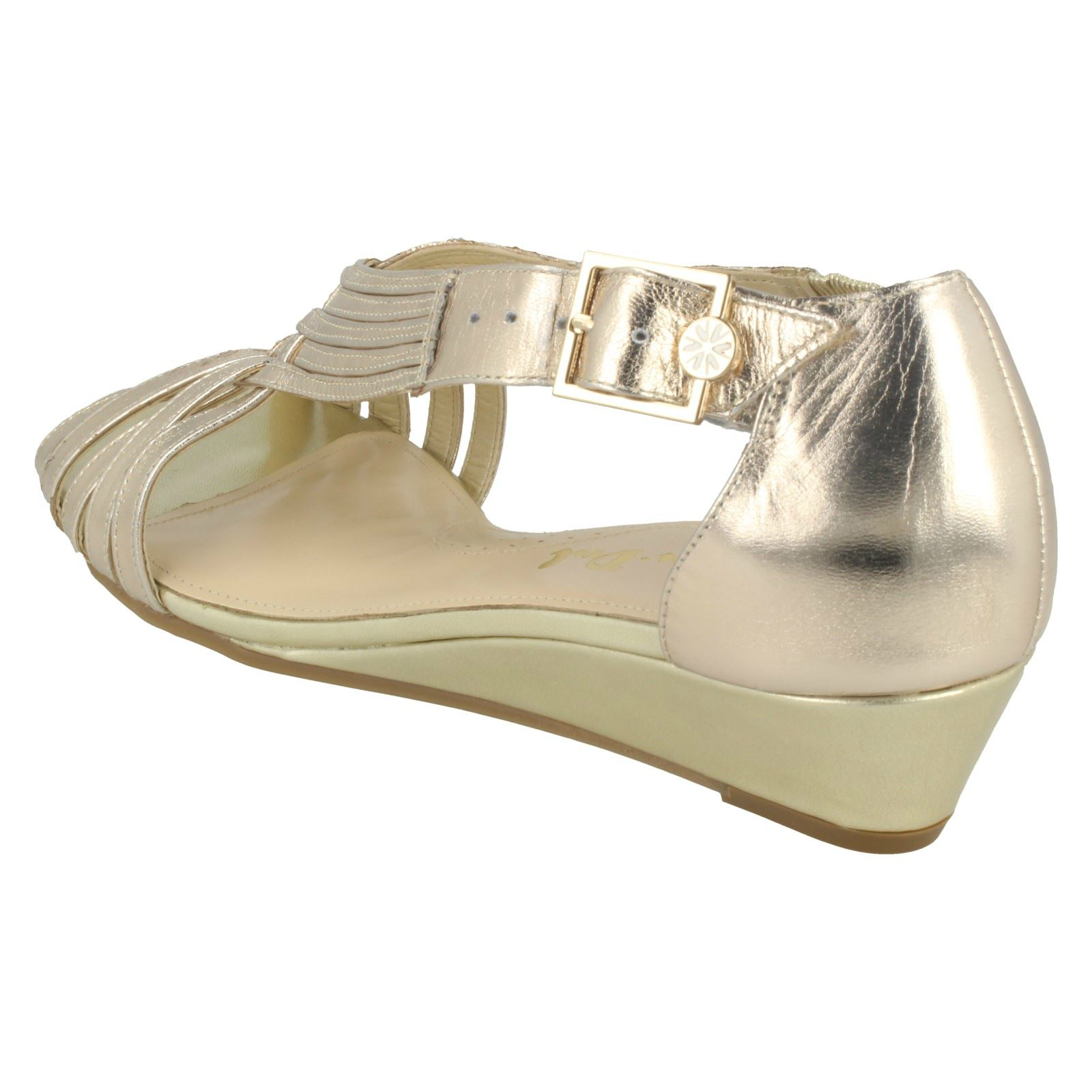 Ladies-Van-Dal-Wedge-Strappy-Sandals-Lucie thumbnail 28