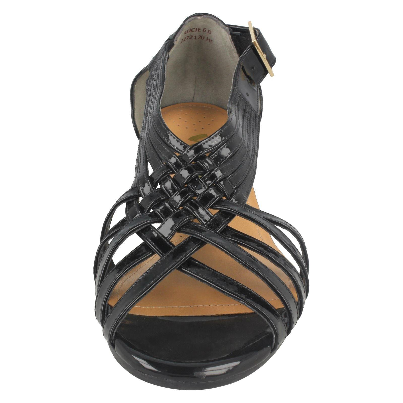 Ladies-Van-Dal-Wedge-Strappy-Sandals-Lucie thumbnail 6