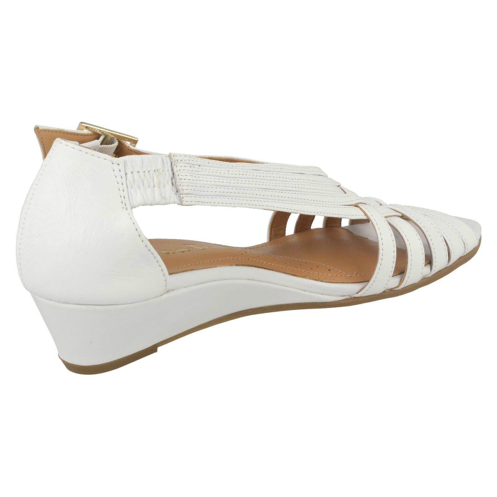 Ladies-Van-Dal-Wedge-Strappy-Sandals-Lucie thumbnail 19