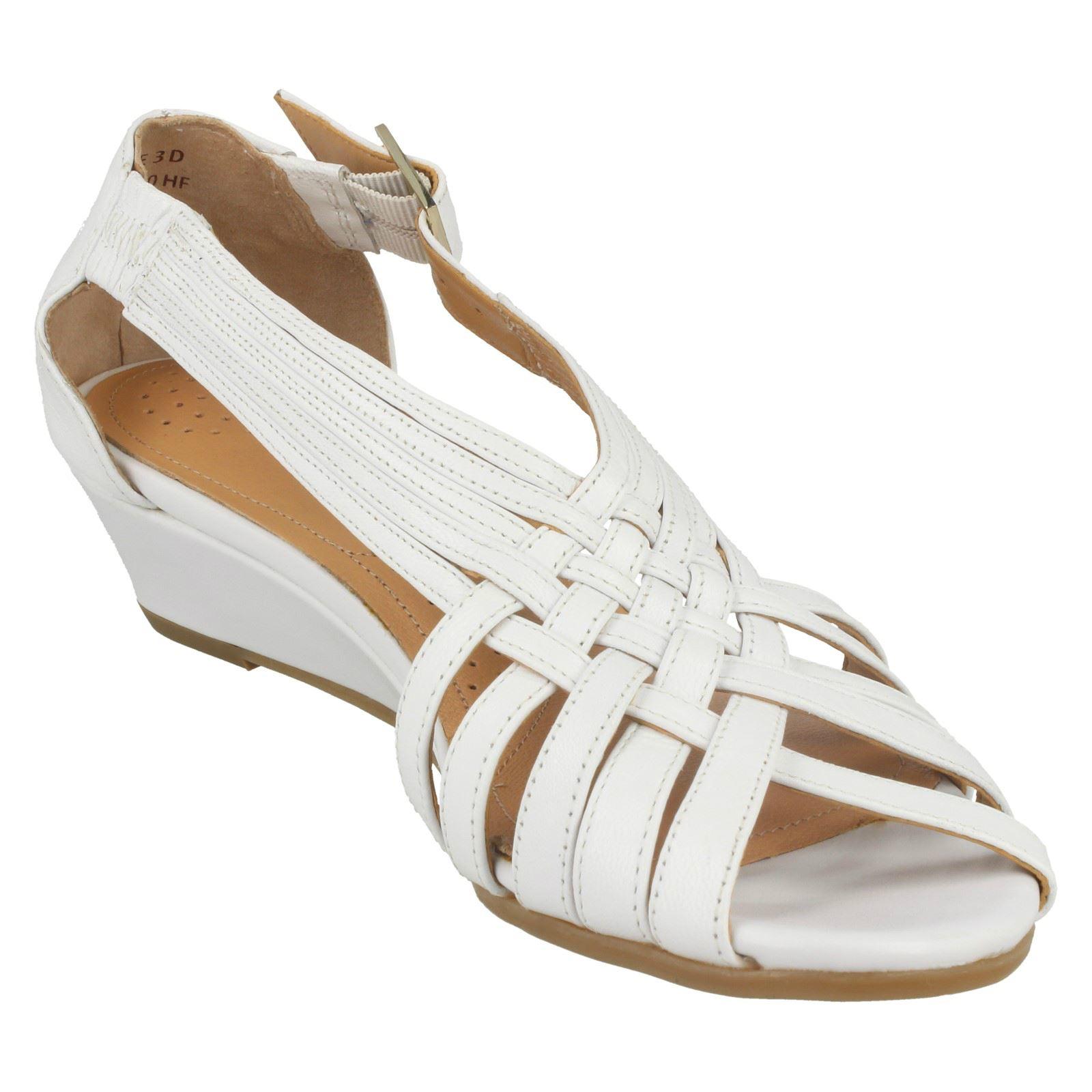 Ladies-Van-Dal-Wedge-Strappy-Sandals-Lucie thumbnail 13