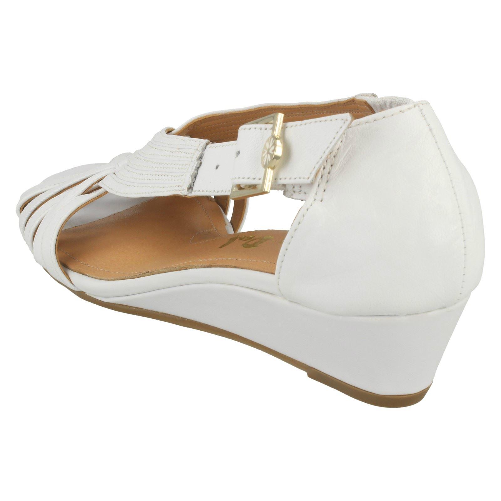 Ladies-Van-Dal-Wedge-Strappy-Sandals-Lucie thumbnail 15